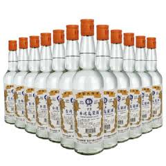 台湾高粱酒53度600ml*12瓶装