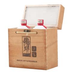 53°肆拾玖坊茅台镇收藏老酒侠客酒白酒木箱礼盒版 500ml(2瓶装)
