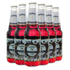 丹麦进口精酿 皇家布鲁尼诱惑8号 车厘子味露酒 330ml*6瓶