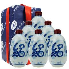 塔牌黄酒 绍兴酒十年陈特醇 500ml(6瓶装)