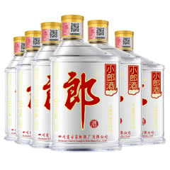 45°郎酒小郎酒100ML*6瓶