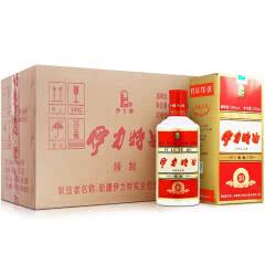 50度伊力特曲精制250ml*12瓶整箱高度新疆白酒