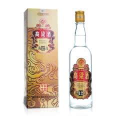 52°台老大高粱酒【陈高12】清香型白酒600ml
