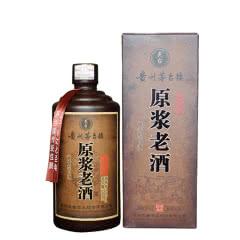 53°茅台镇炎台原浆酱香型白酒500ml*1瓶