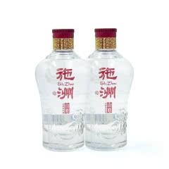 38°施洲3年陈酿纯粮酿造浓香型白酒(125ML*2瓶){特价促销}
