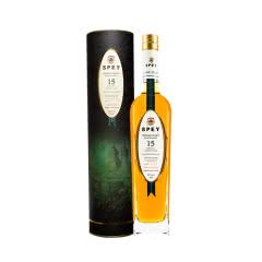 46°诗贝15年单一麦芽威士忌700ml
