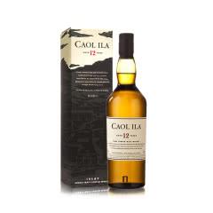 43°卡尔里拉12年单一麦芽威士忌700ml