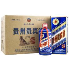 42°茅台镇贵州贵宾酒狗年纪念版450mL(6瓶装)