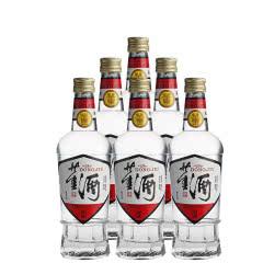 董酒54度密藏430ml*6瓶整箱白酒送礼高度白酒