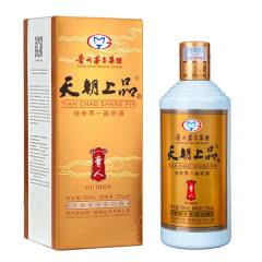 53°茅台集团 天朝上品(贵人)酒 (500ml*1瓶)