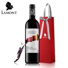 【拉蒙】法国进口红酒波尔多梅多克产区AOC梅尚酒庄H标干红葡萄酒750ml