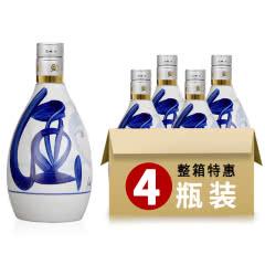 53°青花原浆酒清香型500ml*4