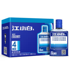 40°江小白高粱酒BEST FRIENDS 125ml*4铁盒装