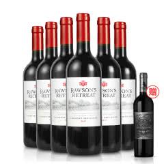 澳大利亚奔富洛神山庄赤霞珠干红葡萄酒 酒精度13.5%vol 进口红酒整箱750mlx6
