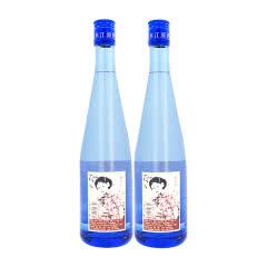 52°衡水衡记老白干时尚光瓶450ml(2瓶装)