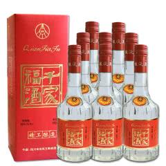 36°宜宾五粮液股份千家福酒 精工酿造 陈年老酒 整箱白酒 500ml*8瓶