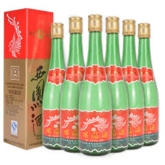 55°西凤酒2011年500ML*6瓶整箱