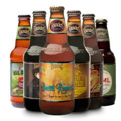 美国进口精酿 创始者啤酒组合Founders 走私者全天候ipa等6瓶