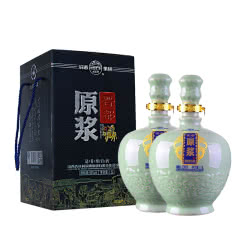 53°杏花村汾酒集团 晋都原浆酒1500ml*2