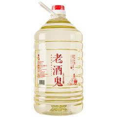 53°赖锦初老酒鬼 贵州酱香型 茅台镇高粱纯粮食 散装白酒 约10斤桶装泡酒5000ml