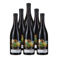 澳洲红酒 卡利-SUNSTONE系列西拉干红葡萄酒750ml*6(整箱)