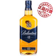 英国百龄坛12年苏格兰威士忌700ml