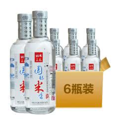 33°桂林三花酒国标米香型白酒450ML(6瓶装)