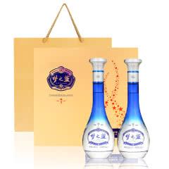 52°洋河蓝色经典梦之蓝M1礼盒装500ml*2