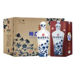 52°赊店明青花500ml(6瓶装)