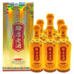 46°赊店老酒锦云浓香型白酒500ml(6瓶装)
