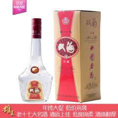 39º江苏双沟酒 陈年老酒 浓香型白酒500ml(2000年)