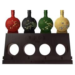 茅台集团 53度 习酒 窖藏1988(君子四品) 500x4瓶装