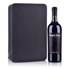澳大利亚丁戈树黑钻西拉干红葡萄酒750ml