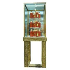 茅台酒 十二生肖 镀金收藏版 2012年老酒 带展架12瓶