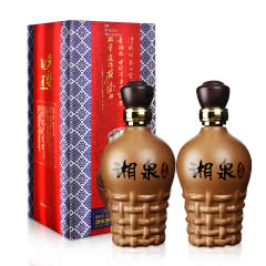 52°酒鬼湘泉老坛500ml(双瓶装)