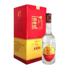 45°白云边富贵酒500ml 单瓶装