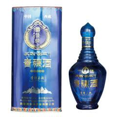 52°藏佳纯青稞玉液青稞酒500ml单瓶装西藏特产白酒