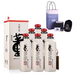 54°董酒何香750ml(6瓶装)+LEE手表 复古潮流男表 (会员专享)