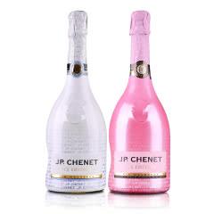 法国原瓶进口 JP.CHENET香奈红酒法国原瓶进口 香奈冰爽桃红白瓶葡萄酒双支