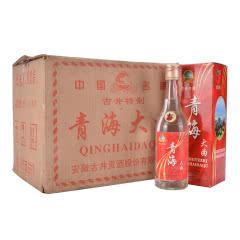 50°古井特制青海大曲 2000年 500ml*12瓶 整箱 清香型
