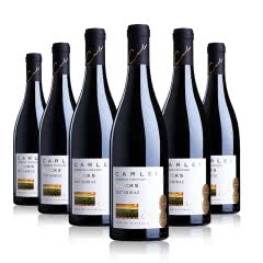 澳洲 红酒 卡利 优质庄园Block 5 西拉 干红葡萄酒750ml*6(整箱)