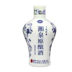 46°湘泉原酿小瓶馥郁香型白酒125ml