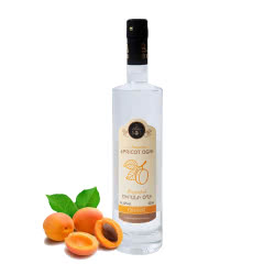 亚美尼亚原装进口40度杏子白酒聚会佐餐500ml水果型低度蒸馏果酒