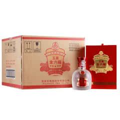 45°金六福五星450ml*6瓶 浓香型白酒 纯粮固态 礼盒套装