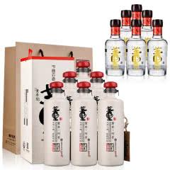 54°董酒何香750ml(6瓶装)+54°董酒(100)100ml(乐享)*6