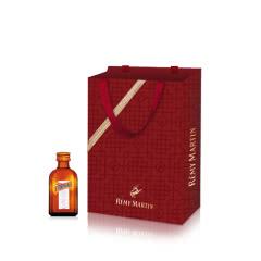40°法国君度橙味力娇酒50ml+人头马新年礼袋(赠品单拍不发货)