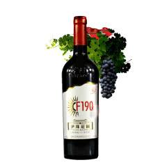 新疆伊珠庄园F190精酿干红葡萄酒13度750ml 6瓶整箱