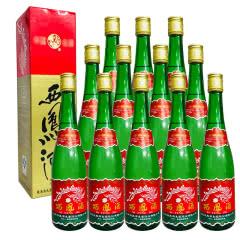 融汇老酒 55°西凤酒 凤香型500ml(12瓶装)2012年