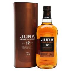 40°英国朱拉/吉拉(JURA)12年单一麦芽威士忌700ml
