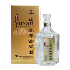 50°玉山台湾高粱酒 陈年高粱酒660ml